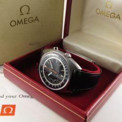 Omega Seamaster Chronostop, réf. 145.007. Crédit : Blackbough.