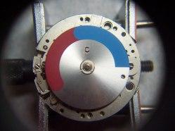 AQUASTAR Regate : disque rotatif. Crédit : http://thewatchspotblog.com.