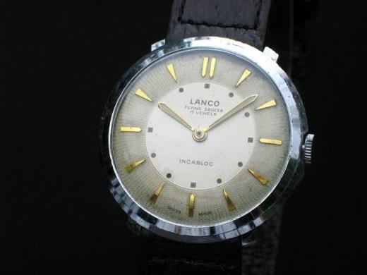 LANCO Flying Saucer.