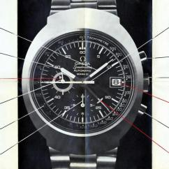Watch Movement Diagram Mustang Alternator Wiring Omega Chronograph Instructions Directions