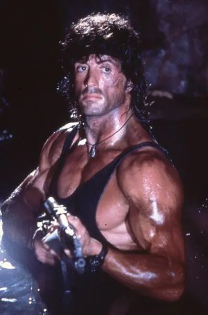 Rambo Stallone Panerai