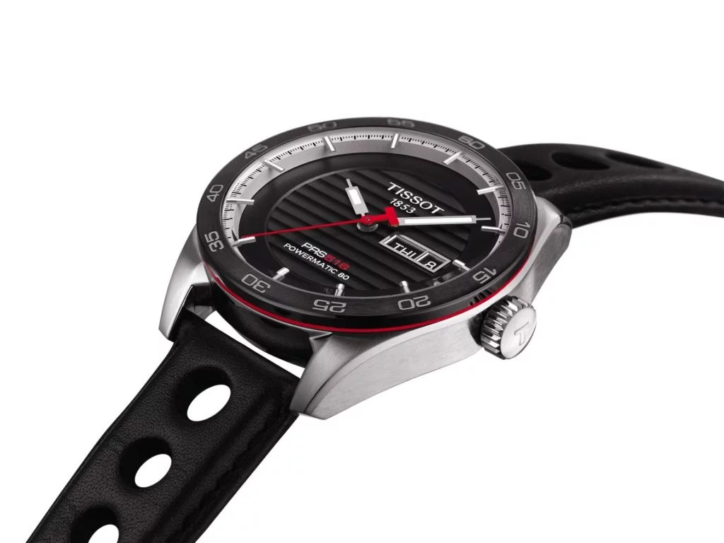 Tissot PRS 516 Automatic Gent und Automatic Small Second: Neuauflage des Klassikers