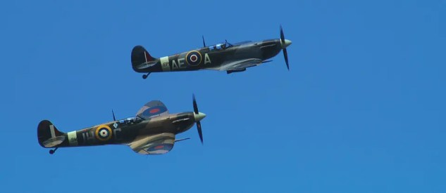 Die Royal Air Force in Aktion, Bild: Pixabay