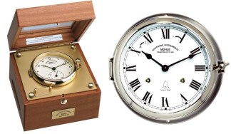 Mühle Glashütte Marine Chronometer