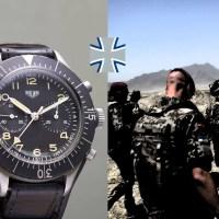 Bundeswehr Uhren: Historische Klassiker und aktuelle Armbanduhren deutscher Soldaten und Offiziere