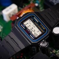 Happy Birthday! Die Casio F-91W wird 30 - Test der Kult-Digitaluhr mit 80er-Jahre-Flair
