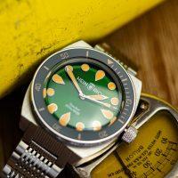 Jetzt auf Kickstarter: Schaffe, schaffe, Uhren baue - Schwaben-Microbrand HEINRICH Taucher im Test