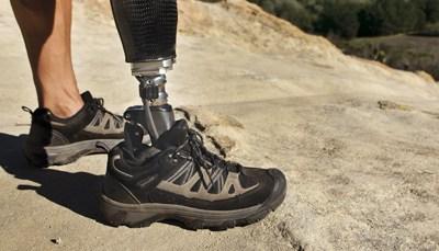 Πώς ένα προσθετικό πόδι της Ossur απέκτησε την αίσθηση της αφής στην Ελβετία