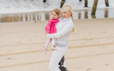 Πώς το C-Brace της Ottobock βοήθησε την Ξένια να βαδίσει ξανά  με το ατροφικό της πόδι