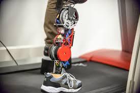 """Ο Διεθνής Διαστημικός Σταθμός """"δανείζει"""" εξαρτήματα σε πρωτότυπο προσθετικό πόδι"""