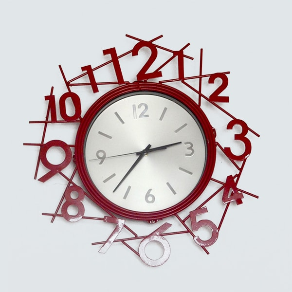 Buy Tattler Wall Clock Interior