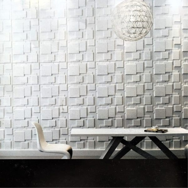 Choc 3D Wall Panel 625×800mm Sold by Demie-Quest