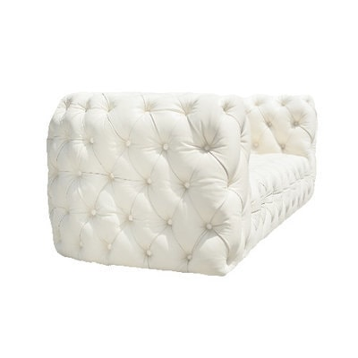 Majeurs-Chesterfield-Fura-Sofa—White side view