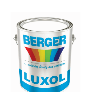 Berger Luxol Four liters
