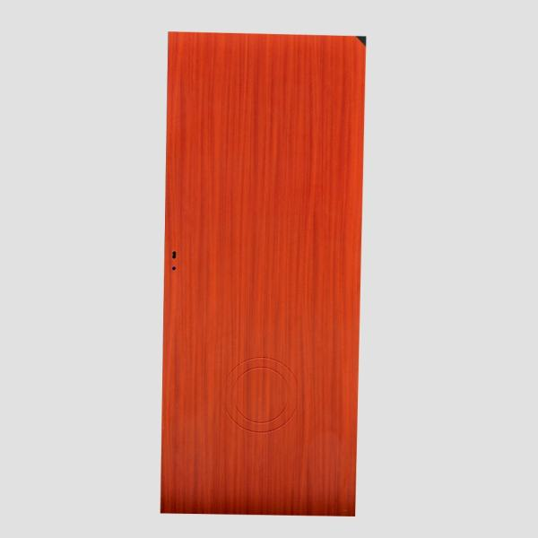 PVC MDF Cherry Colour Door