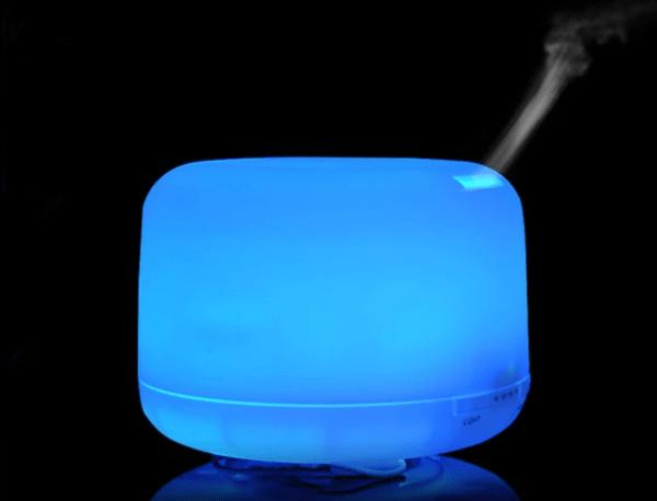 Rainbow LED Light Classic Portable Aroma Diffuser