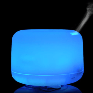 Rainbow LED Light Classic Portable Aroma Diffuser