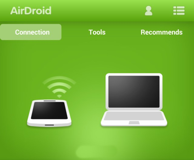 AirDroid for mobile