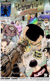 ChrusherComix - The RaYzor's Edge #4 - The Defecation of Elephantitus (1998-03-07)