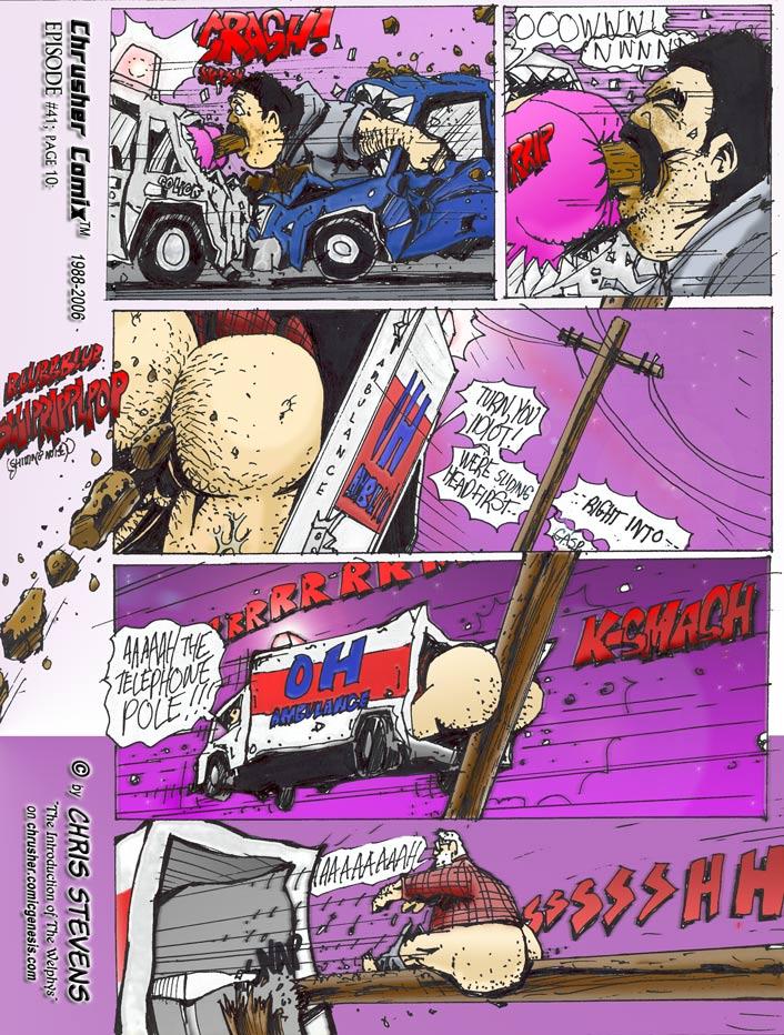 Sliding Down Telephone Poles | Meet The Welphys (1997-01-10)