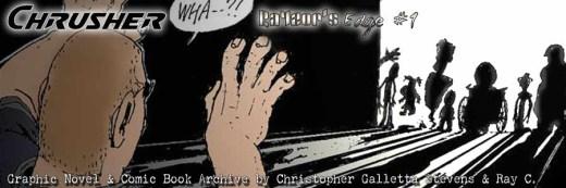 #28 - RaYzor's Edge comics #1 (1997)