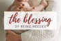 The Blessing of Being Needed