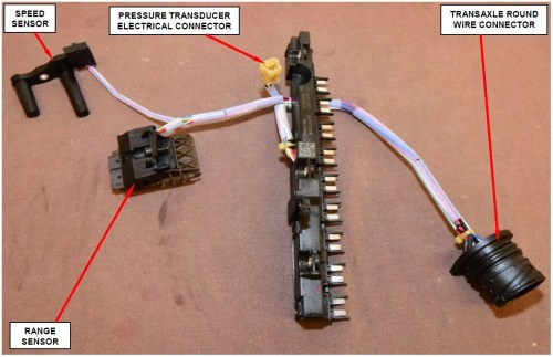 small resolution of transaxle range sensor wire harness
