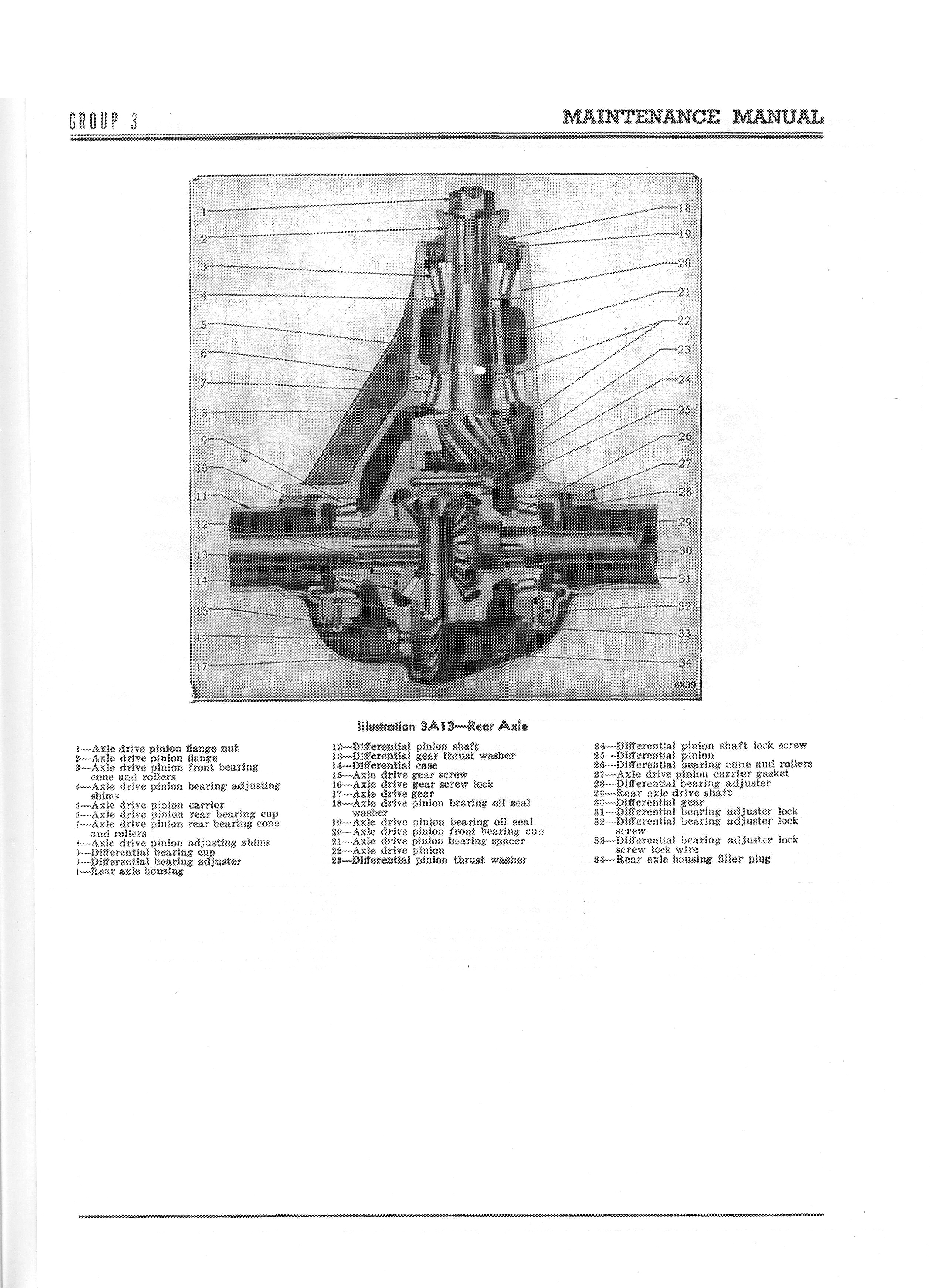 1934 Chrysler Imperial Service Manual