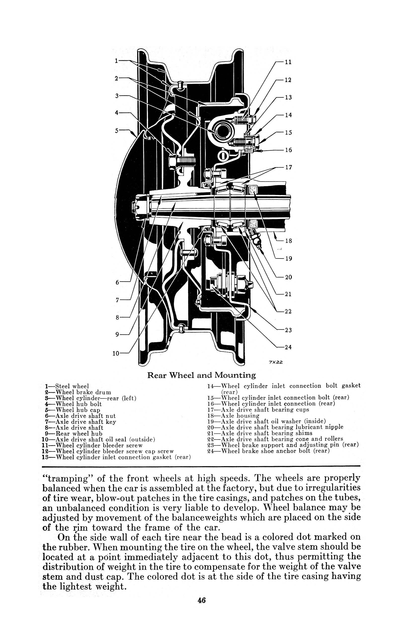 1935 Airflow Chrysler Eight Instruction Book
