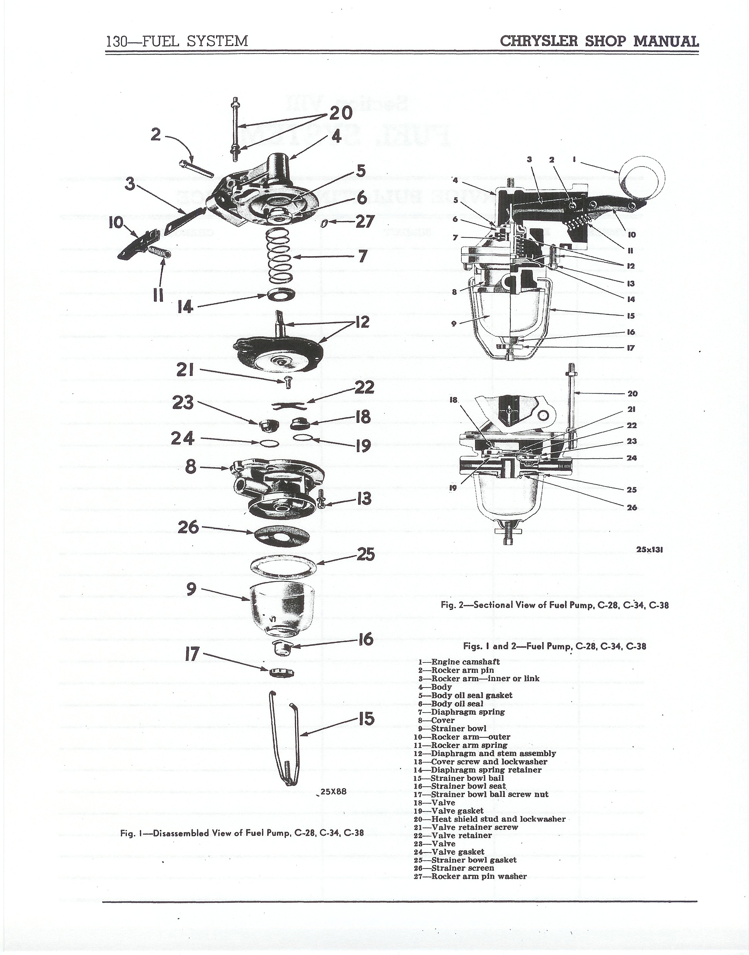 1941 Chrysler Shop Manual