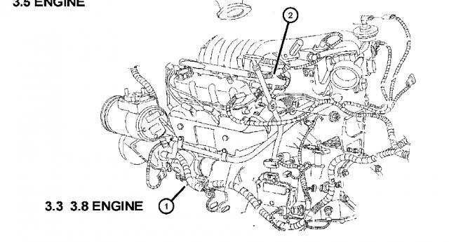 2003 Dodge Caravan 3 3 Ignition Coil Wiring Schematic
