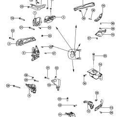 Pt Cruiser Front Suspension Diagram Ramsey 8000 Winch Wiring 2005 Chrysler Strut