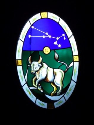 The taurus in the zodiac