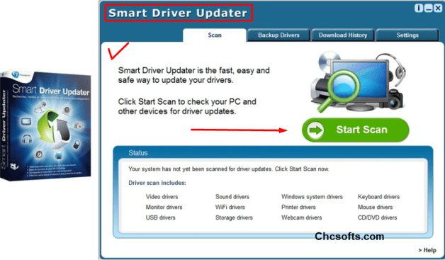 Smart Driver Updater Crack Full Key