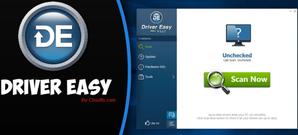 Driver Easy Pro Crack Full Keys