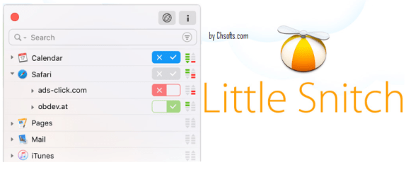 Little Snitch Torrent free Crack