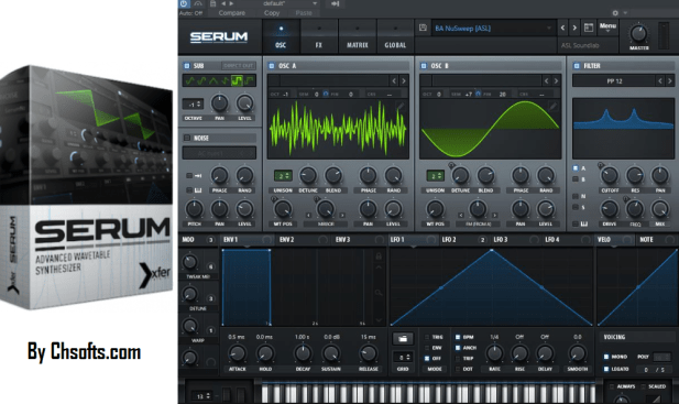 helix for xfer serum free download
