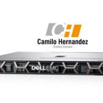 Servidor Rack Dell PowerEdge R240 Xeon E3 2124 8gb 2Tb 7.2K PHP8T partes para servidores dell ibm hp servidores en colombia