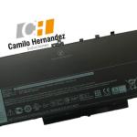 bateria interna para portatil dell asus lenovo acer msi Latitude E7270 Latitude E7470 J60J5 R1V85 WYWJ2