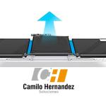 bateria para macbook a1708 a1713 air pro a1618 a1527 a1494 soporte tecnico apple colombia