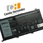 baterioa interna para portatil dell Dell 357F9 Batería para portátil Dell Inspiron 5576 5577 7557 7559 7566 7567 7567 7567