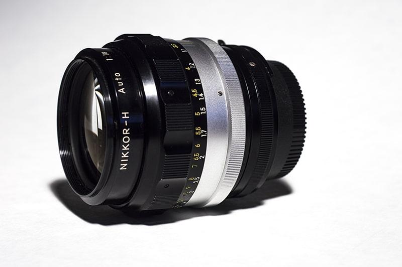 Nikon Nikkor-H 85 mm f1.8