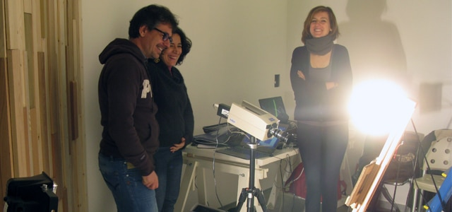 multispectral imaging training