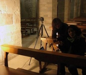 Training for Terrarossa Studio, reflectance transformation imaging RTI