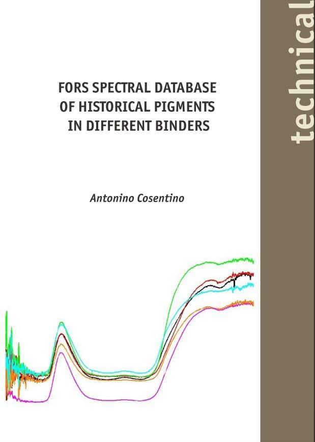 FORS pigments reflectance spectroscopy