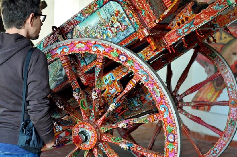 Sicilian carts Museum