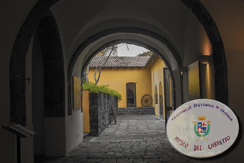 Sicilian cart museum  logo