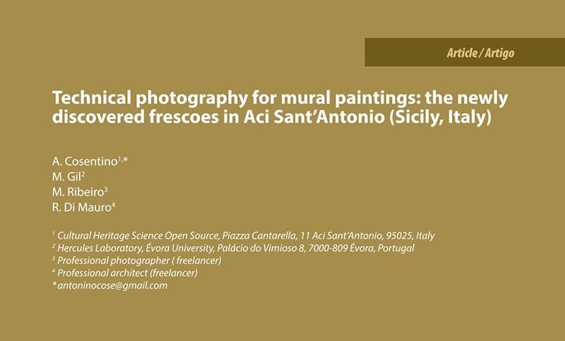 mural painting technical photography