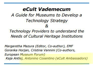 A guide to Museums to Develop a Technology Strategy