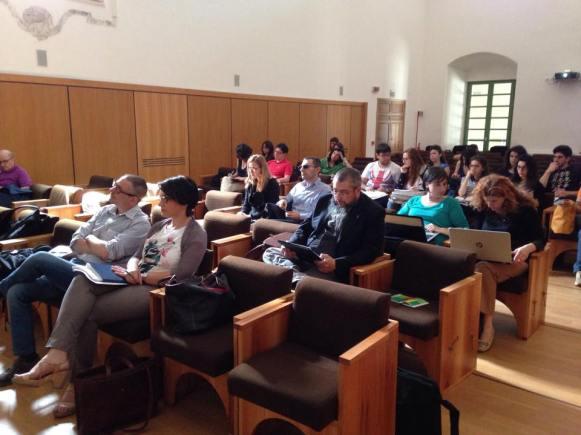 epigrafia cristiana in Siracusa conferenza Maggio 2015